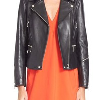 rag & bone 'Arrow' Leather Jacket | Nordstrom