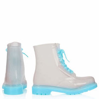 MUD Festival Jelly Boots - Clear
