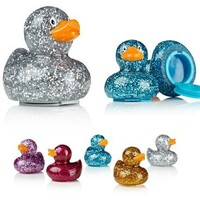 Sparkle Glitter Rubber Duckies Lip Balm - Whimsical & Unique Gift Ideas for the Coolest Gift Givers
