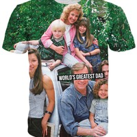 Stephen Collins: World's Greatest Dad T-Shirt