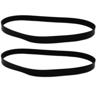 Crucial Vacuum Brand Eureka R Style Belt 2-Pack for 4800 SmartVac Series - Compare to Part #61110, 61110B