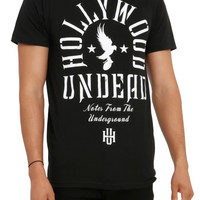 Hollywood Undead Notes From The Underground T-Shirt
