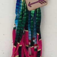 Serape Purse/Backpack Clips