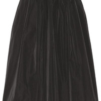 DAY Birger et Mikkelsen - Night Flicker taffeta midi skirt