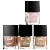 butter LONDON Glitz & Glam 4-Piece Nail Lacquer Collection