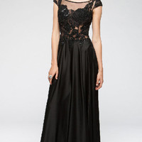 KC14231 Mother of the Bride - Evening Gown by Kari Chang Couture