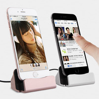 Charger Dock Stand Station For Apple or  Android