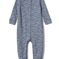 Narwhal footed one-piece | Gap