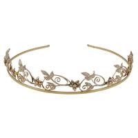 FRED LEIGHTON Diamond Tiara