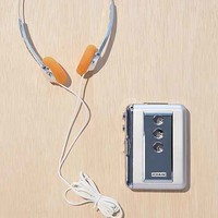 IMIXID Cassette Player And Headphones