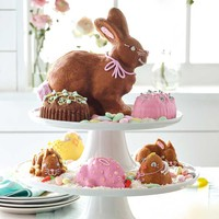 Nordic Ware Easter Chick Cakelet Pan
