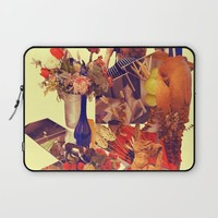 Ch-Ch-Changes Laptop Sleeve by Alayna H.