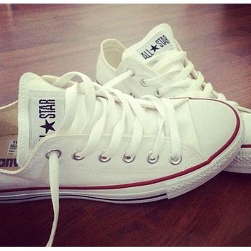 Converse Fashion Canvas Flats Sneakers Sport Shoes-5