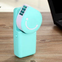 Portable USB-Rechargeable Battery Handheld Mini-Air Conditioning Fan