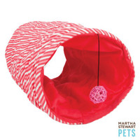 Martha Stewart Pets® Crinkle Tunnel Cat Toy