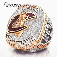 2016 NBA Cleveland Cavaliers Basketball Championship Ring MVP LeBron James Replica Championship Rings For Fans