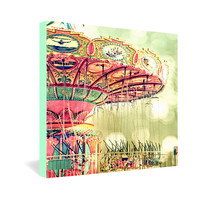 Shannon Clark Carnival Dreams Gallery Wrapped Canvas