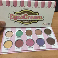Ice-cream Box 10-color Eye Shadow [10892855311]