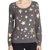 CHASER Metallic Star Tee - 100% Bloomingdale's Exclusive | Bloomingdales's