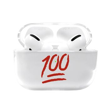 Red Keep it 100 Airpods Pro Case