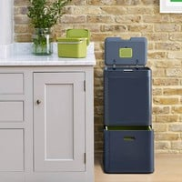 Waste Separation and Recycling Unit | recycling bins, separate recycling