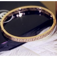 Givenchy Hollow women vintage texture bracelet
