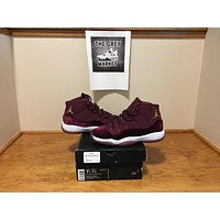 Nike AIR JORDAN 11 RETRO 'HEIRESS NIGHT MAROON'