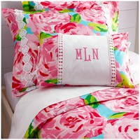 Garnet Hill + Lilly Pulitzer: First Impression Bedding Back in Stock