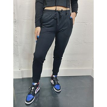 Maya French Terry Joggers
