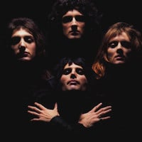 Queen Classic Rock Band Poster