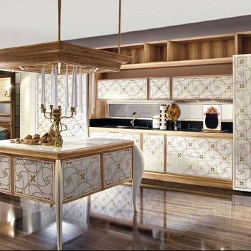 Classic style kitchen RANJA Emotion Collection by Cadore Arredamenti