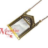 WIZARDING WORLD The Mirror of Erised Pendant Necklace