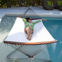 Wave Stand Hammock by TUUCI | Garden Lounge