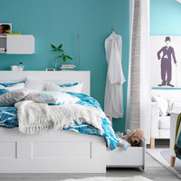 Bedroom Room Ideas - Bedroom - IKEA