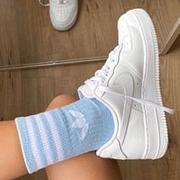 NIKE AIR FORCE 1 JUST DO IT Low shoe