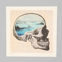 Chase Kunz Brain Waves Art Print- Multi One