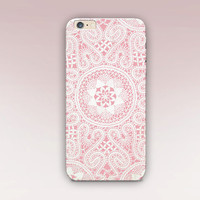 Printed Lace Phone Case For- iPhone 6 Case - iPhone 5 Case - iPhone 4 Case - Samsung S4 Case - iPhone 5C - Tough Case - Matte Case - Samsung
