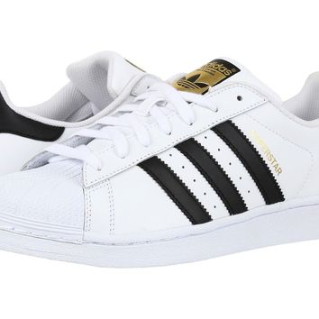 adidas Originals Mens Superstar 2 Trainers White/Black