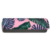 Pink And Palms Portable Battery Charger