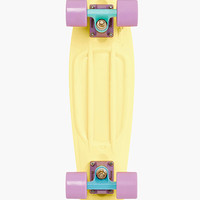 Penny Skateboards Penny Pastel 22 Retro Skateboard - Lemon