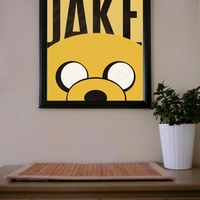 Adventure Time / Jake / Poster