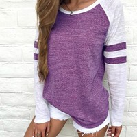 Game Ready Long Sleeve Top