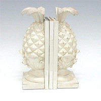 pineapple bookends by adventino | notonthehighstreet.com