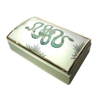 Snake Ceramic Box- Preorder