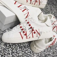 Valentino rivet Frenulum Casual shoes