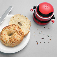 Fredflare.com - Mini Robot Vacuum - Shop Gadget Gifts Now