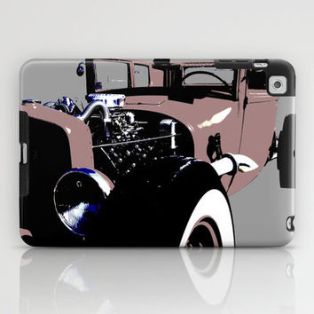 Rat Is Where It's At iPad Case by Upperleft Studios