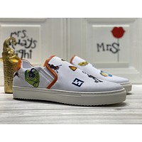 FENDI 2021 Men Fashion Boots fashionable Casual leather Breathable Sneakers Running Shoes07230gh