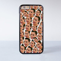 Kim Kardashian Crying  Plastic Case Cover for Apple iPhone 6 6 Plus 4 4s 5 5s 5c