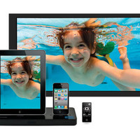 Dock and View TV Apple Viewer @ Sharper Image